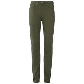 DUER No Sweat Broek Slim Heren, army green